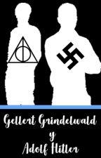 Gellert Grindelwald y Adolf Hitler by H2rryPotterAlways