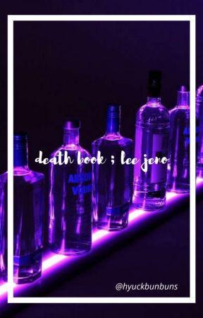 death book ; lee jeno by hyuckbunbuns