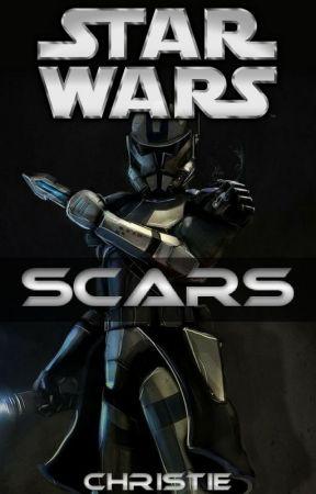Star Wars: Scars by ChristietheGhost