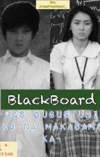 Blackboard (one shot) by AtesForRent_