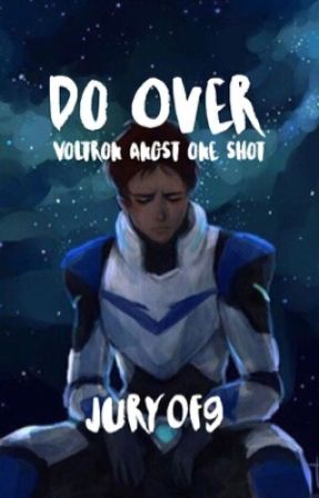 Do-Over - Voltron Langst  by Jury0f9