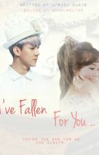 [MALAY VER] I'VE FALLEN FOR YOU .. by rynaakim