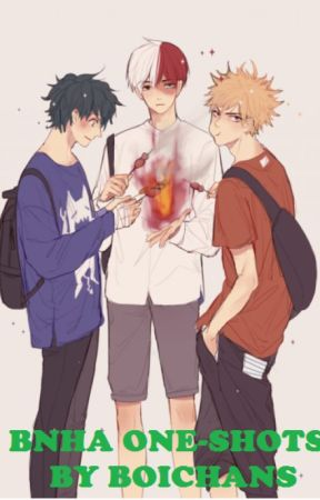BNHA One-Shots! - Love Triangle [Tomura x Reader x Dabi] - Wattpad