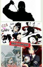 Ninja's Clan Wars  Pucca y Garu by Angiee1239
