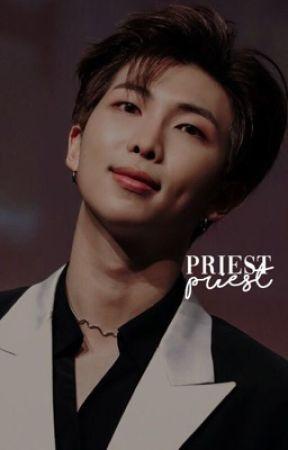 Priest | Kim Namjoon by -idiosyncratic