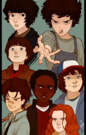 Stranger Things Roleplay by This_is_The_End1