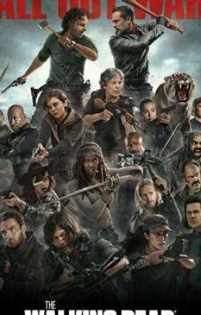 The Walking Dead Imagines  by Broken_Home18