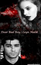 Dear Bad Boy ; Zayn Malik (ZAYN MALİK FAN FİCTİON,TAMAMLANDI) by ChristianGreyEyes