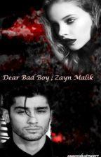 Dear Bad Boy ; Zayn Malik (ZAYN MALİK FAN FİCTİON,TAMAMLANDI) by xaleynaabozkurt