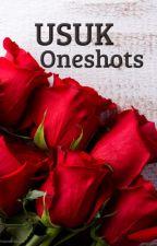 USUK Oneshots by four-eyes890