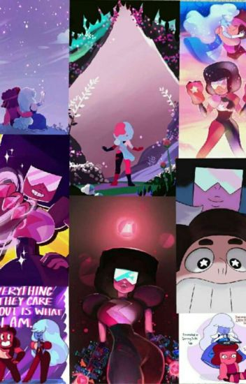 Steven Universe : Garnet x Male or Female Gem/Vampire Hybrid Reader Love Story