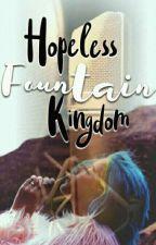 "''Hopeless Fountain Kingdom"" (Halsey) by AnastaciaStelle19"