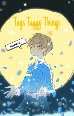 Taggy Tag Things. '-')/ by Ayaazzu