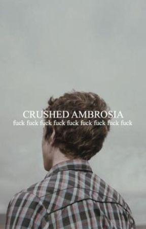 crushed ambrosia ( jasper hale ) by --timeless