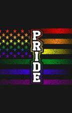 LGBT+ Pride by DatBlueBerry