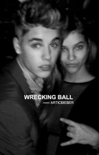 wrecking ball » bieber by articbieber