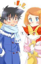 Pokemon: Satoshi x Serena và cuộc phiêu lưu mới by RomaIxion