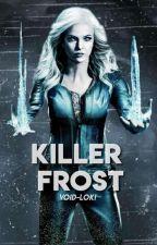 KILLER FROST ❄ BUCKY BARNES by Void-Loki