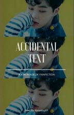 Accidental Text || KMS EXO FF || by kpopdog911
