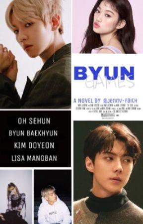 Byun Games by Jenny-Faith