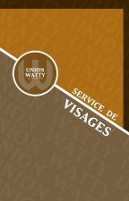Service de visages by GenerationW