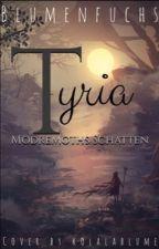 Tyria- Modremoths Schatten by Blumenfuchs