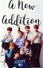 BTS -A New Addition by Muskaanbts