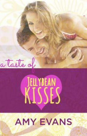 A Taste of Jellybean Kisses - Pink - The Prequel by AmyEvansBooks