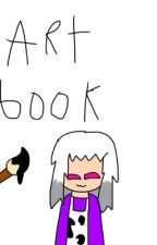 My art book  by maxie_the_lion