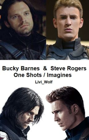 Bucky Barnes & Steve Rogers Imagines - One Night Stand (Bucky X