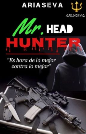 Mr. Headhunter by ariaseva
