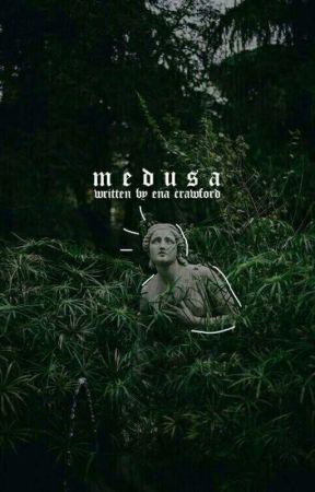 MEDUSA | MYTH AU. by aphroditye