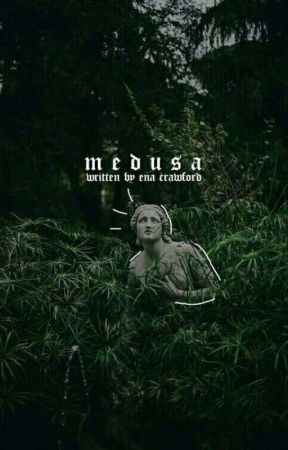 MEDUSA ( myth. au. ) by aphroditye