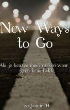 New Ways To Go    Inazuma Eleven by xxJasmineH
