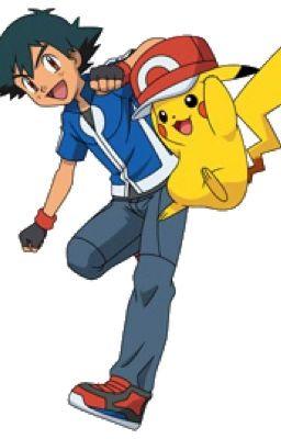 Pokemon : hành trình trở thành bật thầy omega