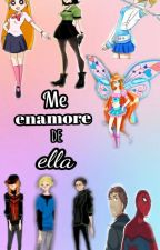 me enamore de ella by pokerface02