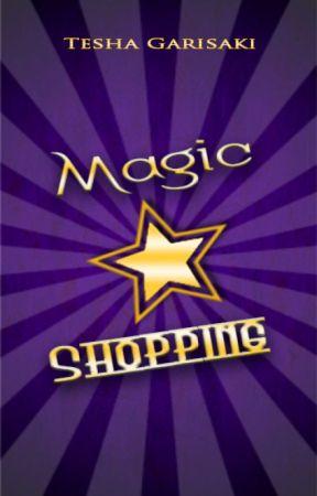 Magic Shopping (Chroniques de Mannaz) by TeshaGarisaki