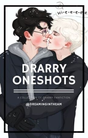 Drarry Oneshots - The Second Task of The Triwizard
