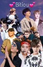 Edits de BTS,CNCO Y V-One🖤 by SoyCamilaVera