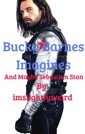 Bucky Barnes Imagines - (Request) Anxiety - Bucky Barnes