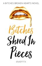 Bitches Shred In Pieces by everrrx