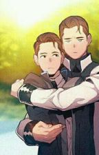 Connor & RK900 by Meme_Sphere