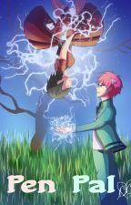 Pen Pal (Saiki Kusuo) by OrangeyEmpress