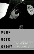 Punk Rock Ghost // C.H by meet5sosthere