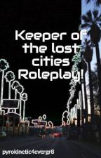 Keeper of the lost cities Roleplay! ( will only accept 1 more form) by pyrokinetic4evergr8