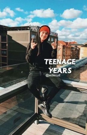 teenage years  by wdwcult