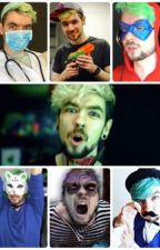 Jacksepticeye egos x reader one shots/parts  by number2lead