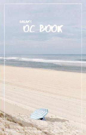 My OC Book by xXDr3am_CatcherXx