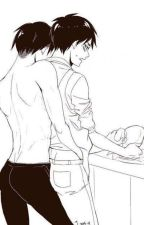 levi x eren ~ smut and fluff by Lil_Victoria4545