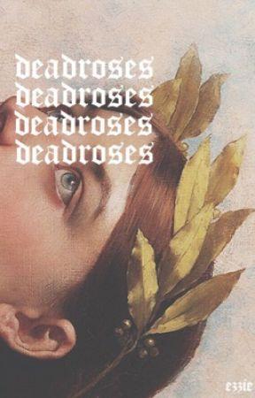 deadroses . dc comics one shots by -ezzie